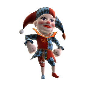 Jester-accessoire