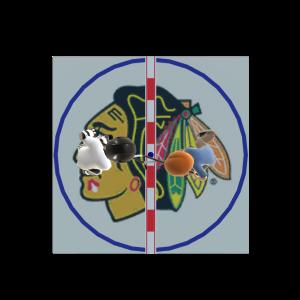 Blackhawks Face-Off