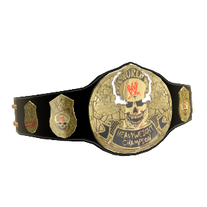 &quot;Stone Cold&quot; Steve Austin WWE Title Belt