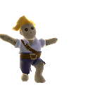 Guybrush Voodoo Doll