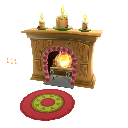 Allumez un feu de cheminée