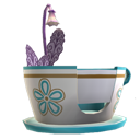 Spinning Tea Cup