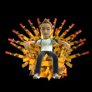 Ballin' Toy Gun Throne
