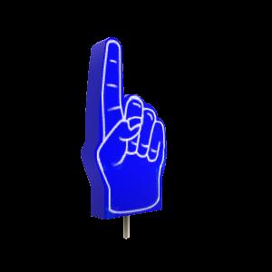 Giant Foam Finger