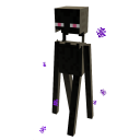Enderman-gezelschapsdier 