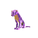 Bejeweled Panther Pet