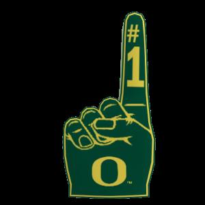 Oregon Foam Finger