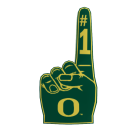 Oregon Foam Finger