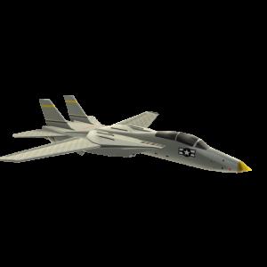 Avión de combate Tomcat