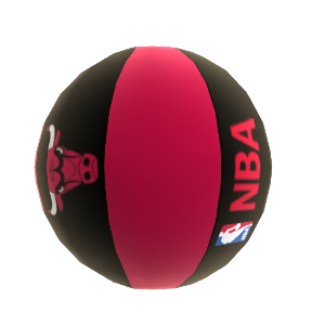 Balon de basketball Chicago