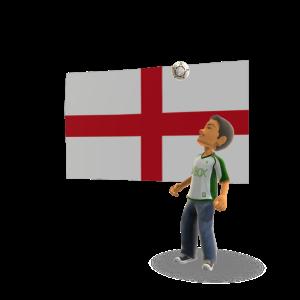 England Soccer - World Elite