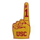 USC Foam Finger