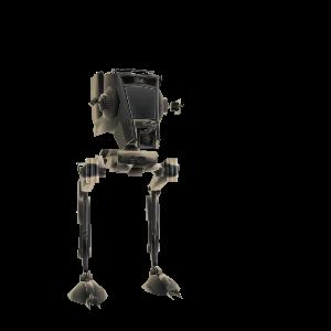 Mascota de transporte de exploración todoterreno