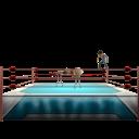 Top Rope Wrestling Splash