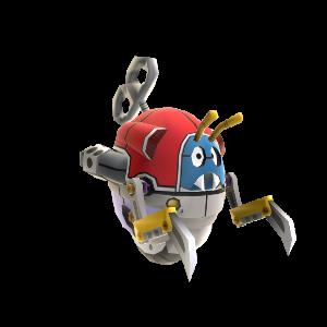 Spielzeug-Moto Bug
