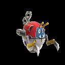 Moto Bug de juguete