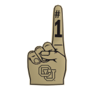 Colorado Foam Finger