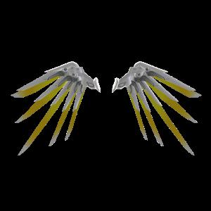 Overwatch Mercy Wings