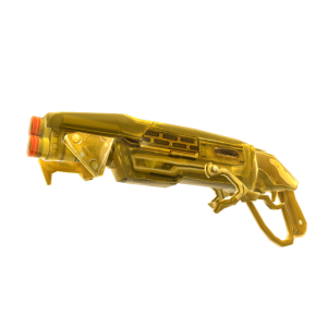 Gnasher dorado de Ultimate Edition