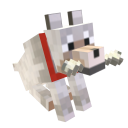 Minecraft Pet Wolf 