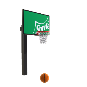 Sprite: kiss the rim-dunk