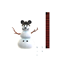 Construir un muñeco de nieve