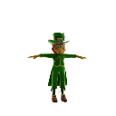 Leprechaun Prop