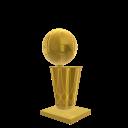 NBA 2K14 Championship Trophy