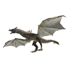 Skyrim Dragon Prop
