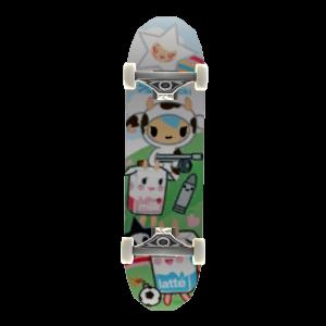 Moofia Skateboard