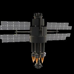 O.D.I.N. Satellite