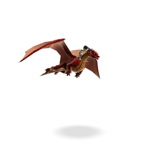 Red Dragon - Mega