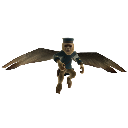 Finley the Flying Monkey