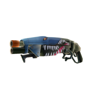 Toy Shark Gnasher