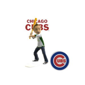 Cubs Home Run