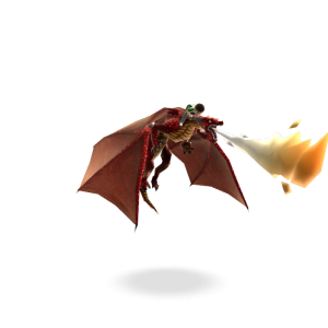 Red Dragon - Ultra