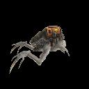 Mascota Ticker