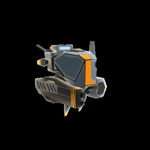 Hybrid - Dron acechador paladín