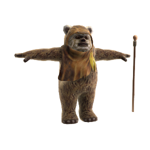 Ewok Pet 
