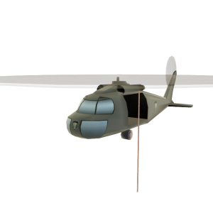 Transport Helicopter