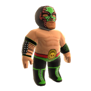 Killbane Wrestling-Buddy