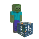 Minecraft Rodiště monster