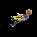 Toy Gun Fu - Gold