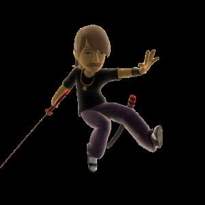Toy Masamune Sword