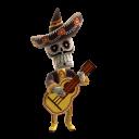 Mascote Caveirinha