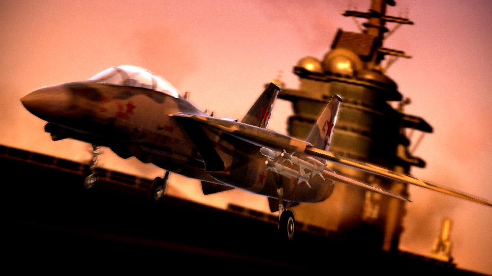 Image from Top Gun: Hard Lock - Unlock Multiplayer mode