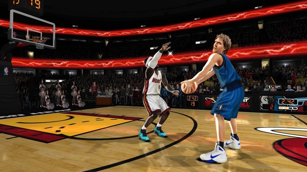 Image from NBA JAM: OFE - Time is Money Pack