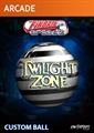 Twilight Zone™ Custom Ball