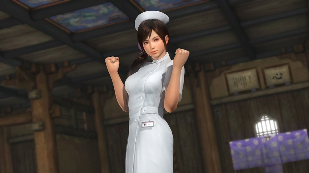 Image from Kokoro Nurse Costume