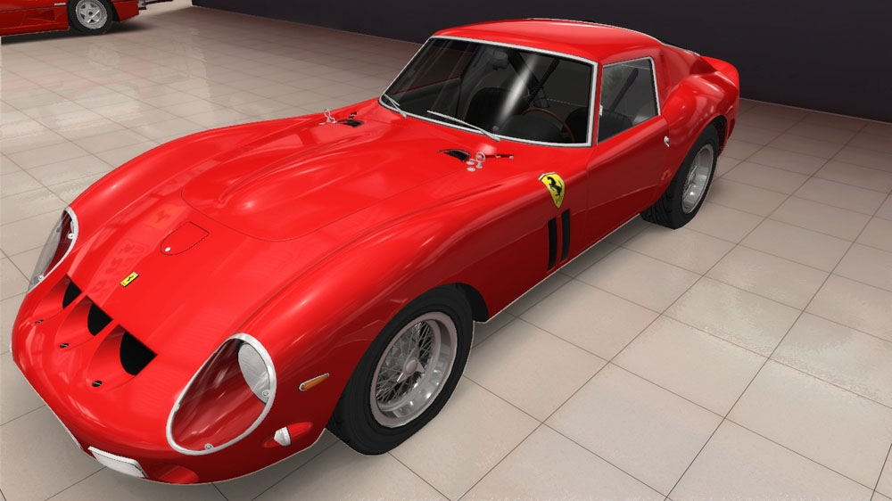 Image from TDU2: Ferrari 250 GTO